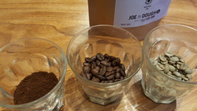 Joe & Dough Coffee Appreciation Session - Coffee Beans