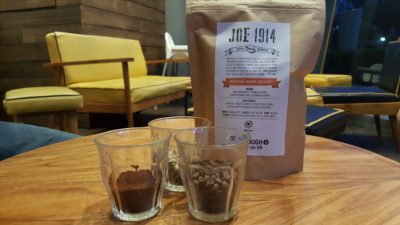 Joe & Dough Coffee Appreciation Session - Joe 1941 Blend