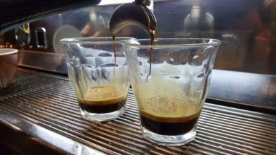 Joe & Dough Coffee Appreciation Session - Dripping Espresso