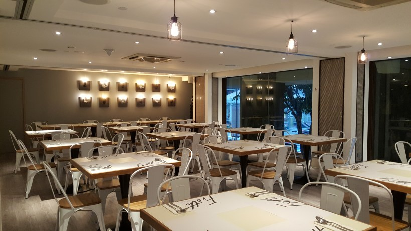 Froth Shifted To Ascotts Raffles Place Singapore - Interior