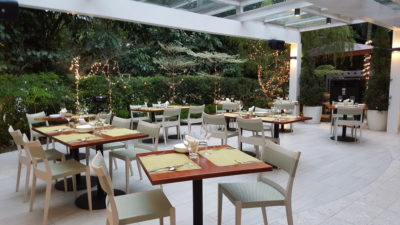 UNA At One Rochester New Menu, Singapore - Al Fresco Dinning