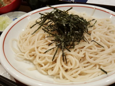 Japan Food Town Now At Wisma Atria, Orchard, Singapore - Yomoda Soba Cold Soba
