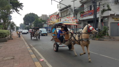 Must Visit Jakarta Attractions - Old Town