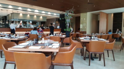 Osia Steak and Seafood Grill At Resort World Sentosa Singapore - Interior