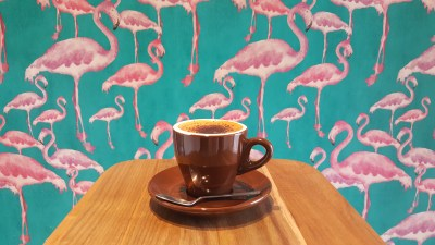 Bicky & Brew At Club Street In Telok Ayer, Singapore - Cappuccino