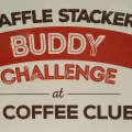 O'Coffee Club's Waffle Stacker Buddy Challenge - O'Coffee Club's Waffle Stacker Buddy Challenge