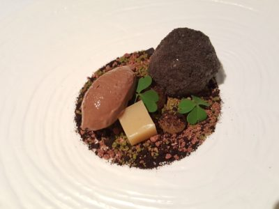 Alma by Juan Amador At Goodwood Park Hotel, Orchard, Singapore, 1 Michelin Star Restaurant - Truffle