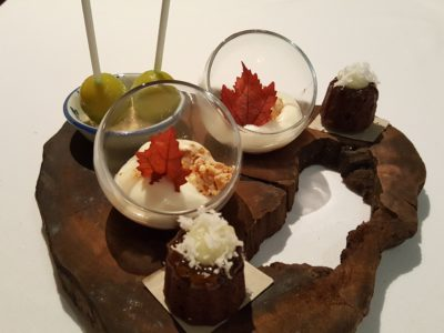 Alma by Juan Amador At Goodwood Park Hotel, Orchard, Singapore, 1 Michelin Star Restaurant - Alma's Petite Four