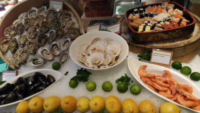 Taste Of Discovery Buffet By Latest Recipe @ Le Meridien Sentosa, Singapore - Seafood and Sushi