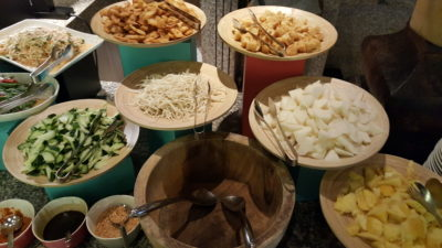 Taste Of Discovery Buffet By Latest Recipe @ Le Meridien Sentosa, Singapore - Rojak