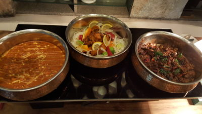 Taste Of Discovery Buffet By Latest Recipe @ Le Meridien Sentosa, Singapore - Indian Curry