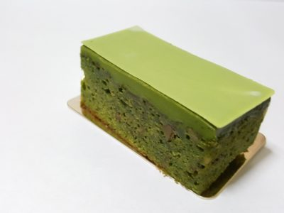 Amiral Atelier At Paragon In Orchard, Singapore - Matcha Brownie ($6.80)