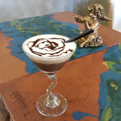 Giovanni L Singapore New Creations at Fort Canning, Singapore - Espresso Martini ($18)