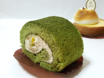Top 5 Fave From Henri Charpentier @ Orchard Central - Matcha Roll