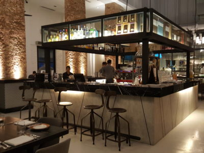 Portico Prime At Dempsey Singapore - Bar Counter