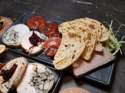 Alchemist Beer Lab At South Beach In Esplanade, Singapore - Charcuterie ($18 small / $28 big)