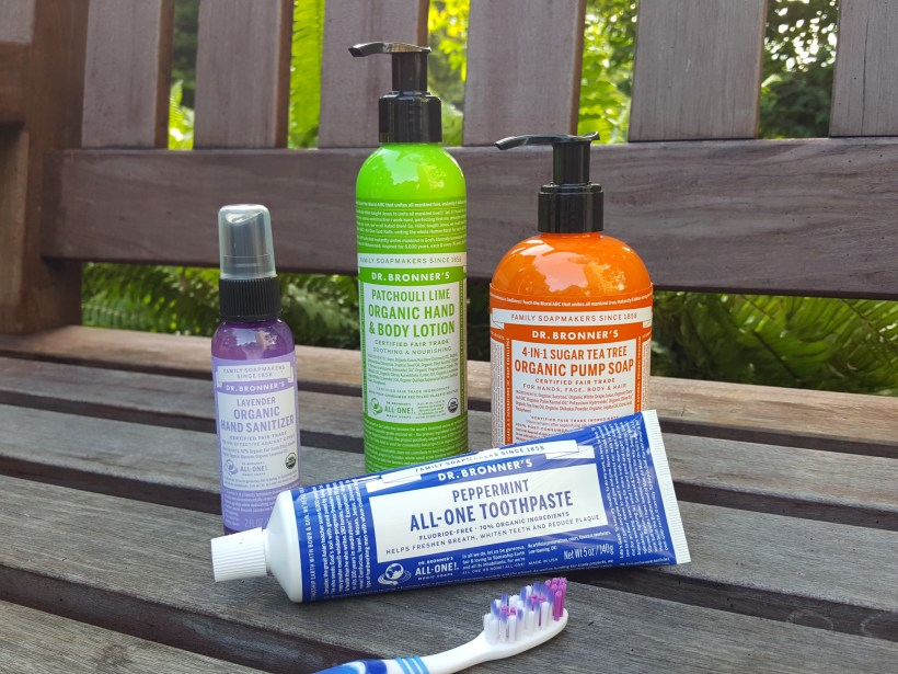 Dr Bronner's NEW range of Organic Skin and Body Care Products By Nature's Glory - Dr Bronner's NEW range of Organic Skin and Body Care Products