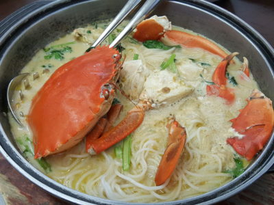 Mellben Signature Opened Through Chinese New Year 2017 In Tanjong Pagar - Claypot Bee Hoon Crab