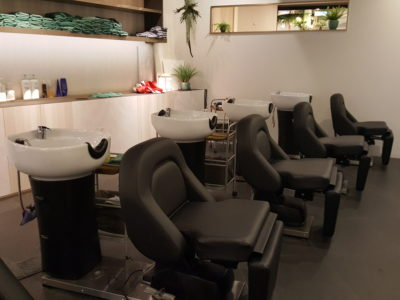 Marina Square Pampering Divine Deals - Kimage Cove: Hair-Washing Area
