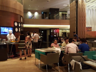 Celebrating Lunar New Year 2017 With 10 At Claymore At Pan Pacific Orchard Singapore - Interior