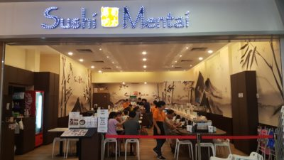 Sushi Mentai At Junction Nine In Yishun, Singapore - Facade