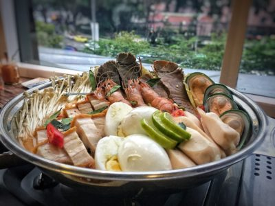 Soi Thai Soi Nice At Alexandra Central At Queenstown, Singapore - Royal Thai Hot Pot for 4 pax ($68.80++)