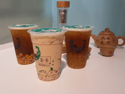 Yuan Cha @ Far East Plaza, Second Outlet Now In Town - Yuan Cha Bubble Tea