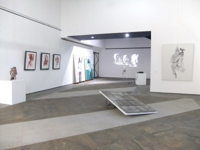 NuArt Sculpture Park at Bandung, Indonesia - Special exhibition