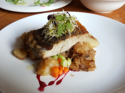 Saveur Restaurant @ Far East Plaza - Seabass ($15.90)