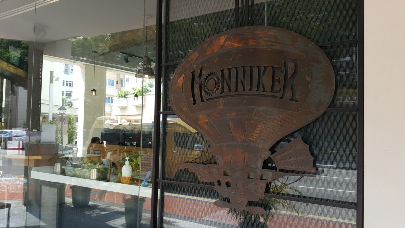 Monniker Introducing A First In Singapore, The Experiential Culinary Concept - Facade