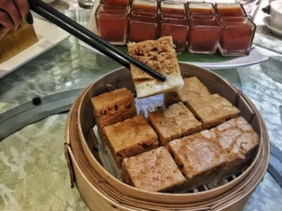 Si Chuan Dou Hua At PARKROYAL on Kitchener Road - Sponge Cake & Honey Comb Cake