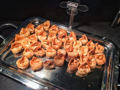 World Gourmet Summit 2017 – Awards of Excellence Presentation Ceremony and Opening Reception - Deep Fried Prawn Wanton by Indoguna Masterpiece