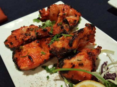 Kebabs on the Grille 印度小厨 At Jinqiao, Pudong - Chicken Tikka (RMB 65)
