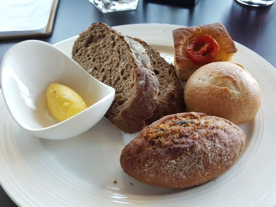 Restaurant Fifty At Pullman Hotel Shanghai Skyway, Best Dinner Award At China Restaurant Week Spring Winners' Edition 2017 - Complimentary Bread