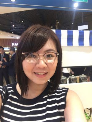 Leading Japanese Eye-wear Chain Zoff Flagship Store in Singapore At Orchard Central - Face Test (Zoff meets Lisa Larson)