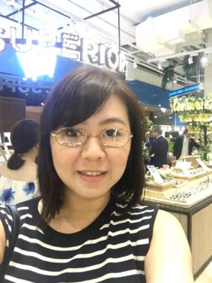Leading Japanese Eye-wear Chain Zoff Flagship Store in Singapore At Orchard Central - Face Test (Zoff Premium)
