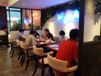The Masses By Saveur Offering Wallet Friendly Delish Food At Beach Road - Interior