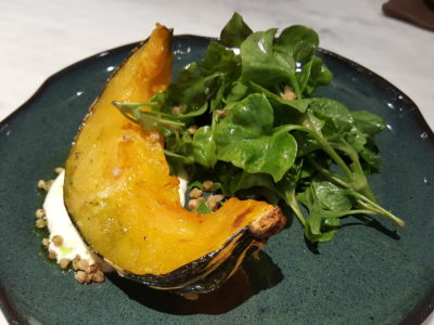 The Masses By Saveur Offering Wallet Friendly Delish Food At Beach Road - Organic Watercress Salad ($7.90)