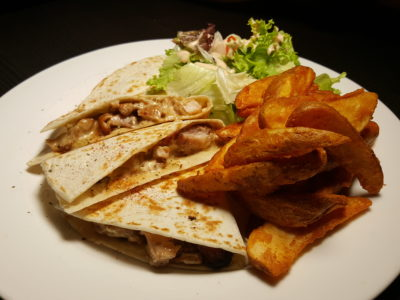 The Ranch Serving Comfort Western Food Right Beside Aljunied MRT Station - Quesadilla ($12.90)
