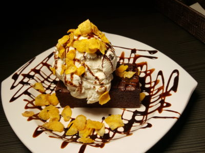 The Ranch Serving Comfort Western Food Right Beside Aljunied MRT Station - Brownies ($7.90)