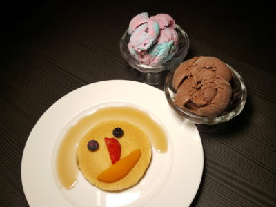 The Ranch Serving Comfort Western Food Right Beside Aljunied MRT Station - Hotcake With I-scream ($5.90)