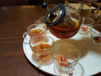 Portico Prime New Menu for 2017, Better Than Our First Visit - Semi-dried Tomato Consomme ($18)