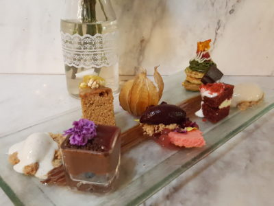 Portico Prime New Menu for 2017, Better Than Our First Visit - Why Not Have It All ($24)