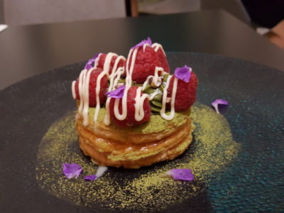 Portico Prime New Menu for 2017, Better Than Our First Visit - Matcha Adzuki Beans ($16)