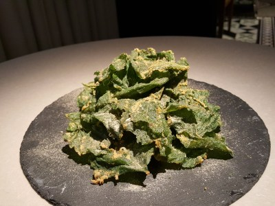 Beast & Butterflies At M Social Boutique Hotel, Good Vibes And Delish Food - Crispy Spinach