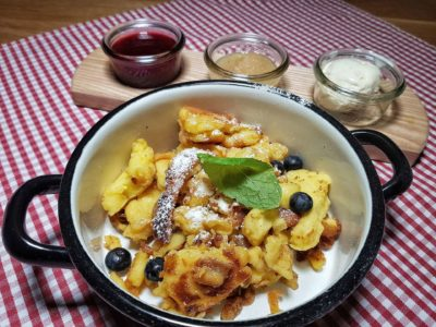 Paulaner Bräuhaus At Millenia Walk Reopens As Asia's New Model Flagship Store, Promenade Singapore – Kaiserschmarm (S$14.90++)
