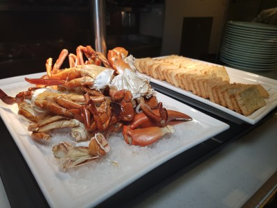 Spice Brasserie's Endless Crabs Party Dinner Buffet At Parkroyal On Kitchener – Rock Salt Baked Crab