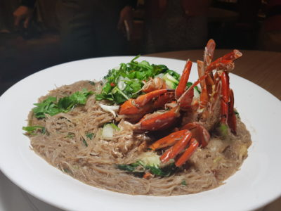 Spice Brasserie's Endless Crabs Party Dinner Buffet At Parkroyal On Kitchener – Bee Hoon Crab