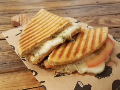Ergon Singapore A Greek Cafe And Deli At Suntec City - Haloumi Melt ($10.50)