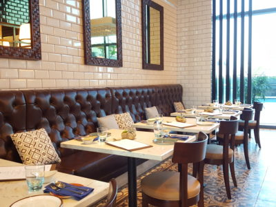 Blue Jasmine At Park Hotel Farrer Park Offering A Slice Of Thai To Little India - Interior